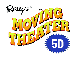 Ripley's Moving Theater Logo | Gatlinburg Attractions