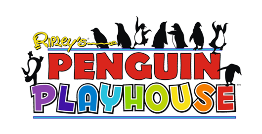 Ripley's Penguin Playhouse Logo | Gatlinburg Attractions