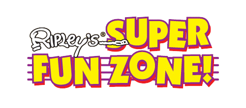 Ripley's Super Fun Zone Logo | Gatlinburg Attractions