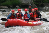 Smoky Mountain Outdoors White Water Rafting (Slider Image 1) | Gatlinburg Attractions