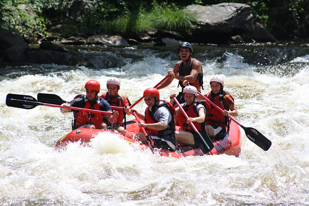 Smoky Mountain Outdoors White Water Rafting (Slider Image 2) | Gatlinburg Attractions