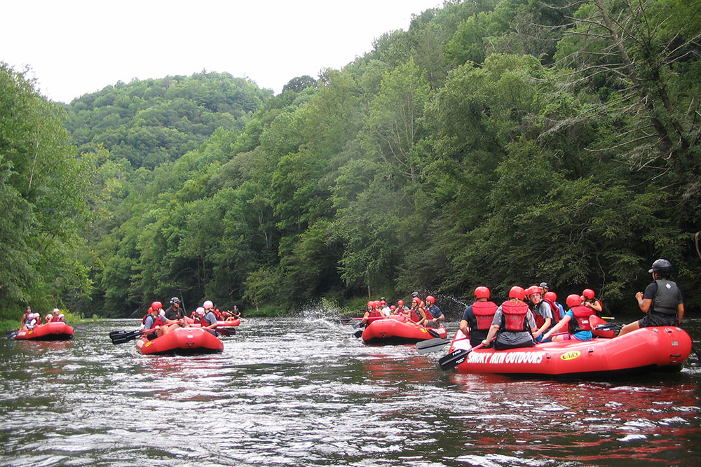 Smoky Mountain Outdoors White Water Rafting (Slider Image 3) | Gatlinburg Attractions