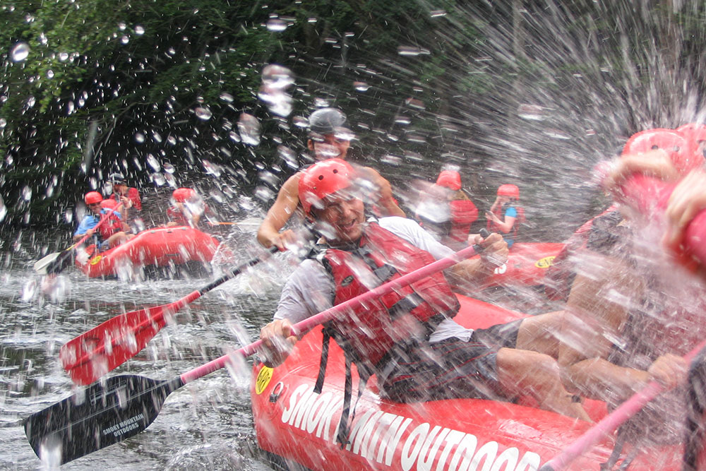 Smoky Mountain Outdoors White Water Rafting (Slider Image 4) | Gatlinburg Attractions