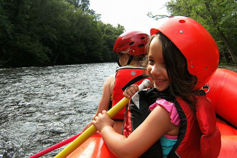 Smoky Mountain Outdoors White Water Rafting (Slider Image 5) | Gatlinburg Attractions