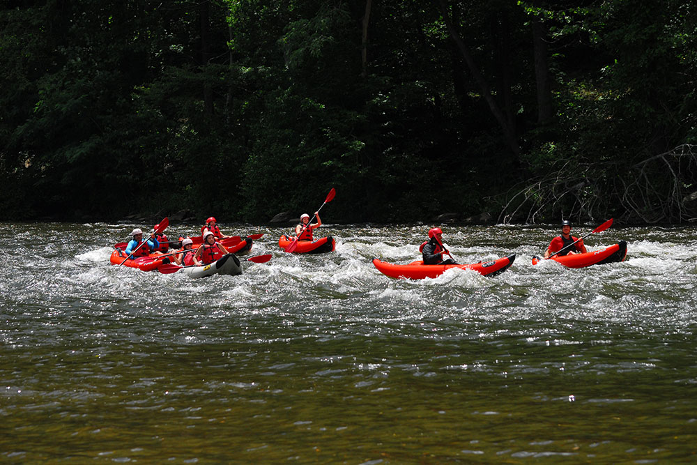 Smoky Mountain Outdoors White Water Rafting (Slider Image 6) | Gatlinburg Attractions