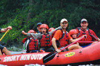 Smoky Mountain Outdoors White Water Rafting (Slider Image 9) | Gatlinburg Attractions
