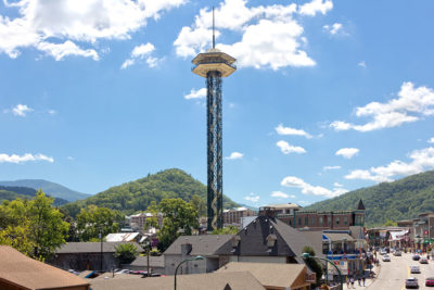 Space Needle (Slider Image 2) | Gatlinburg Attractions
