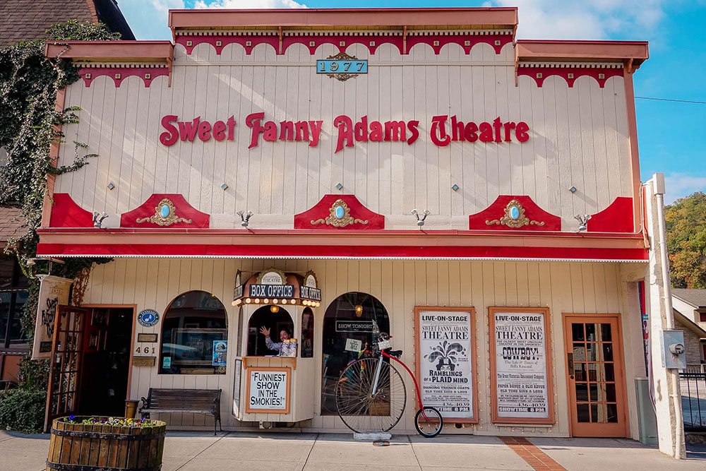 Sweet Fanny Adams Theatre (Slider Image 7) | Gatlinburg Attractions