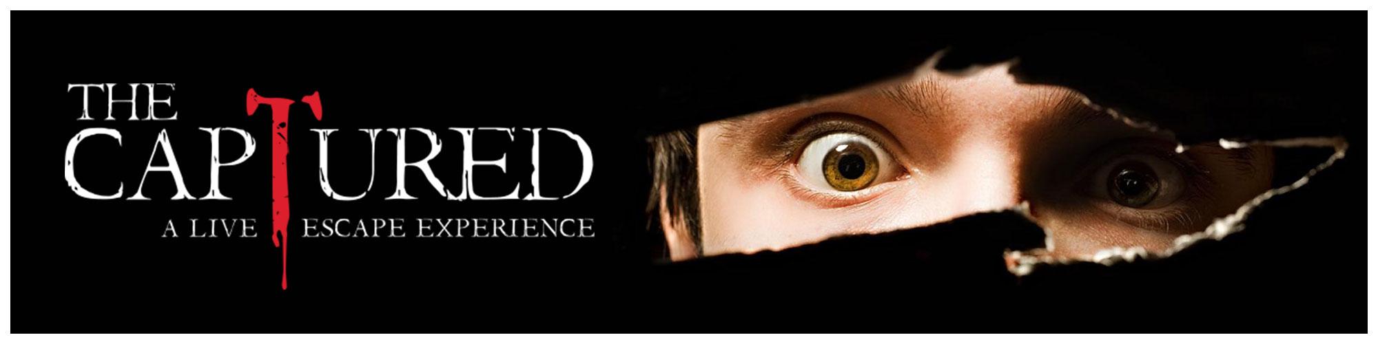 The Captured (Header Background) | Gatlinburg Attractions