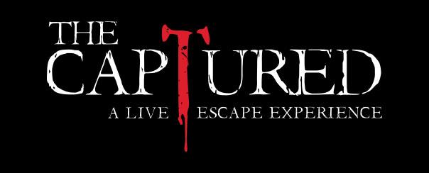 The Captured Logo | Gatlinburg Attractions