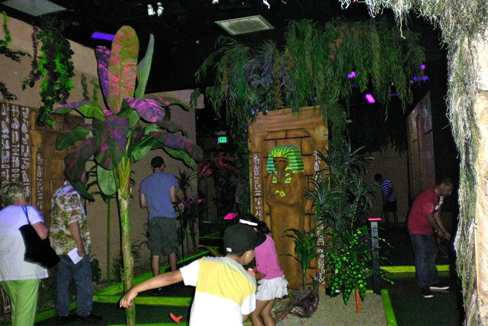 Treasure Quest Golf (Slider Image 3) | Gatlinburg Attractions