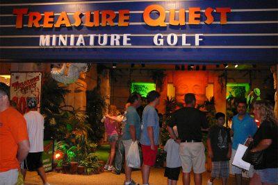Treasure Quest Golf (Slider Image 6) | Gatlinburg Attractions