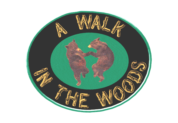 A Walk in the Woods Logo | Gatlinburg Attractions