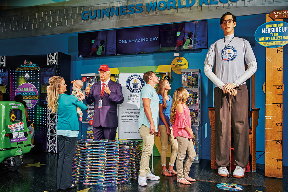 Guinness World Records Adventure (Slider Image 2) | Gatlinburg Attractions