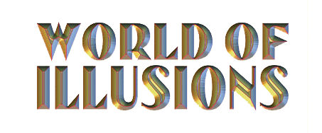 World of Illusions Logo | Gatlinburg Attractions
